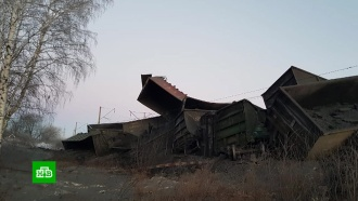 На Транссибе срельсов сошли почти 3десятка грузовых вагонов