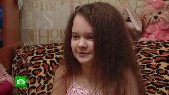 Одиннадцатилетней Насте нужны деньги на импортный раздвижной эндопротез