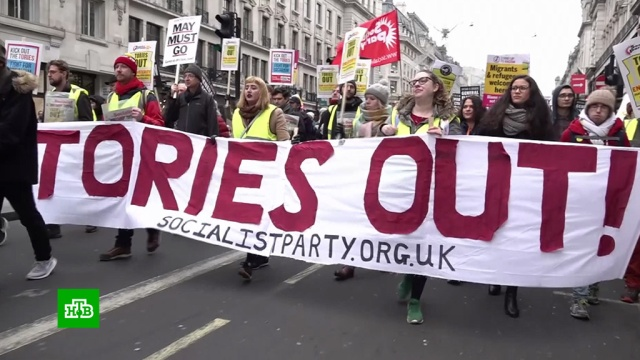 «Желтые жилеты» становятся общеевропейской политической силой.Макрон, Франция, беспорядки, митинги и протесты.НТВ.Ru: новости, видео, программы телеканала НТВ
