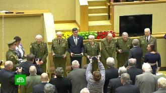 В Литве наградили воевавших на стороне фашистов «лесных братьев»