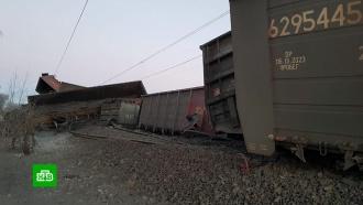 ВИркутской области открыли движение по железной дороге после аварии