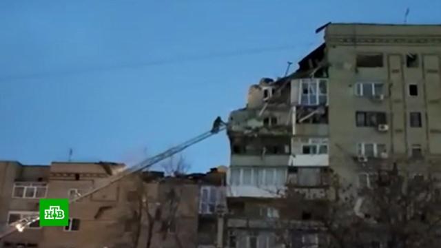 Хозяевам разрушенных в Шахтах квартир выдадут новое жилье.Ростовская область, взрывы газа, обрушение.НТВ.Ru: новости, видео, программы телеканала НТВ