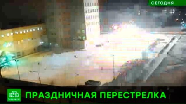 Полиция ищет стрелявших друг вдруга фейерверками петербуржцев.Санкт-Петербург, пиротехника, соцсети.НТВ.Ru: новости, видео, программы телеканала НТВ