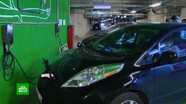 ВРоссии предложили ввести зеленые автономера.электромобили.НТВ.Ru: новости, видео, программы телеканала НТВ