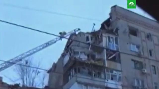 МЧС: судьба четырех жильцов дома вШахтах остается неизвестной.Ростовская область, взрывы газа, обрушение.НТВ.Ru: новости, видео, программы телеканала НТВ