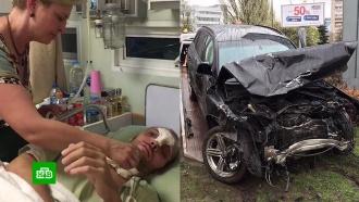 Настигла карма: сбежавший виновник ДТП был сбит пьяным байкером через 1,5 года