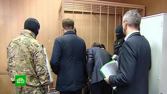Суд продлил арест 12украинским морякам.Украина, корабли и суда, суды.НТВ.Ru: новости, видео, программы телеканала НТВ