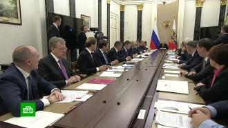 Путин поручил расселить взорвавшийся дом вМагнитогорске