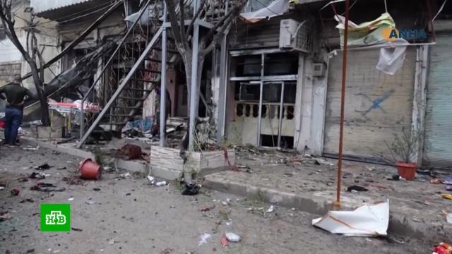 США подтвердили гибель 4военных при теракте вСирии.США, Сирия, войны и вооруженные конфликты.НТВ.Ru: новости, видео, программы телеканала НТВ