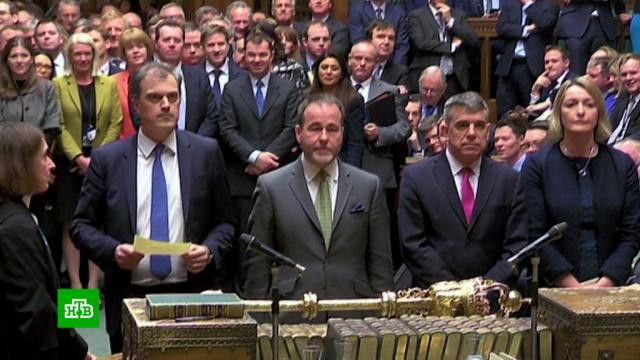 Вбританском парламенте завершилось голосование одоверии правительству Мэй.Великобритания, Европейский союз, СМИ, Тереза Мэй.НТВ.Ru: новости, видео, программы телеканала НТВ