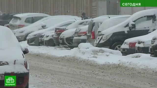 Северная столица переживает сильнейший снегопад с начала зимы.ЖКХ, Санкт-Петербург, погода, снег.НТВ.Ru: новости, видео, программы телеканала НТВ