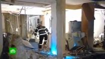 В результате взрыва газа в жилом доме в Тбилиси погибли 4 человека.Взрыв бытового газа произошел в среду вечером в одном из многоквартирных домов Тбилиси в районе Диди Дигоми.Грузия, взрывы газа.НТВ.Ru: новости, видео, программы телеканала НТВ