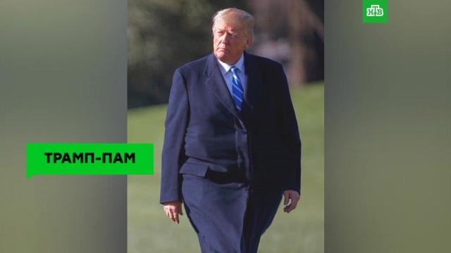 Epic Trump: 2 года у власти.ЗаМинуту, курьезы, США, Трамп Дональд.НТВ.Ru: новости, видео, программы телеканала НТВ