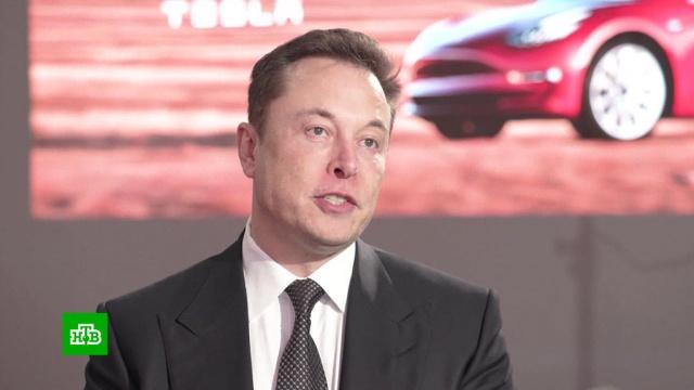 Tesla сокращает 7% персонала.Илон Маск, автомобили, автомобильная промышленность, компании.НТВ.Ru: новости, видео, программы телеканала НТВ