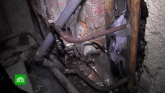В Челябинской области гниет и разваливается общежитие на 130 квартир