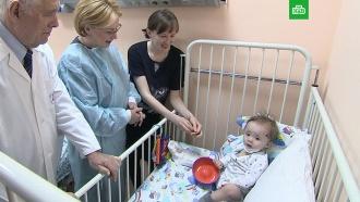 Спасенного вМагнитогорске младенца перевели вобычную палату