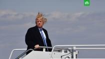 Epic Trump: 2 года у власти.Сегодня исполняется два года со дня инаугурации Дональда Трампа в качестве 45-го президента США. Сайт НТВ.Ru сделал подборку курьезных моментов, которые сопровождали Трампа за время его президентства.ЗаМинуту, курьезы, США, Трамп Дональд.НТВ.Ru: новости, видео, программы телеканала НТВ