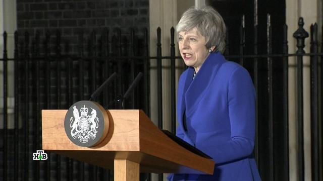 «Во всем виновата сама»: приведет ли Brexit к политической казни Терезы Мэй.Великобритания, Европейский союз, Тереза Мэй.НТВ.Ru: новости, видео, программы телеканала НТВ