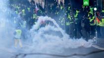 Число задержанных в ходе протестов в Париже превысило 40.Парижская полиция задержала более 40 человек в ходе акции протеста «желтых жилетов».Париж, Франция, митинги и протесты.НТВ.Ru: новости, видео, программы телеканала НТВ