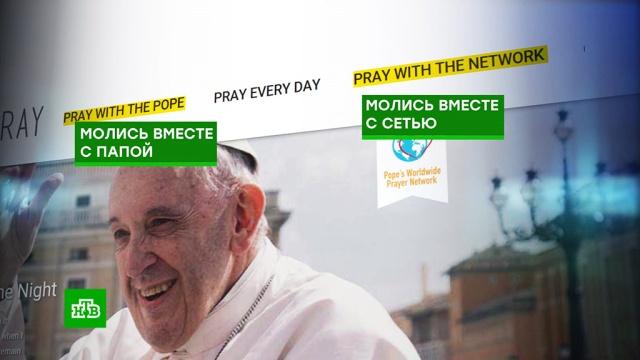 Кликай имолись: папа римский запустил приложение для молитв.Интернет, папа римский, религия.НТВ.Ru: новости, видео, программы телеканала НТВ