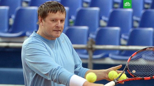 Кафельников включен в Зал славы тенниса.Вице-президент Федерации тенниса России Евгений Кафельников включен в Международный зал теннисной славы.Кафельников, спорт, теннис.НТВ.Ru: новости, видео, программы телеканала НТВ