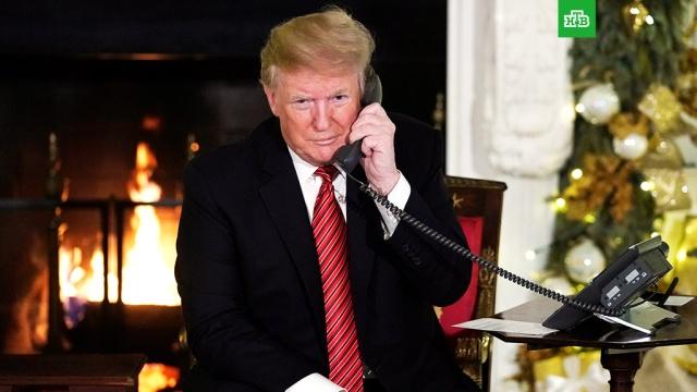 Трамп и Эрдоган обсудили создание зоны безопасности в Сирии.Президент Турции Реджеп Тайип Эрдоган провел телефонные переговоры с американским коллегой Дональдом Трампом. Лидеры двух стран договорились об ускорении переговоров по созданию зоны безопасности на северо-востоке Сирии.США, Сирия, Трамп Дональд, Турция, Эрдоган.НТВ.Ru: новости, видео, программы телеканала НТВ