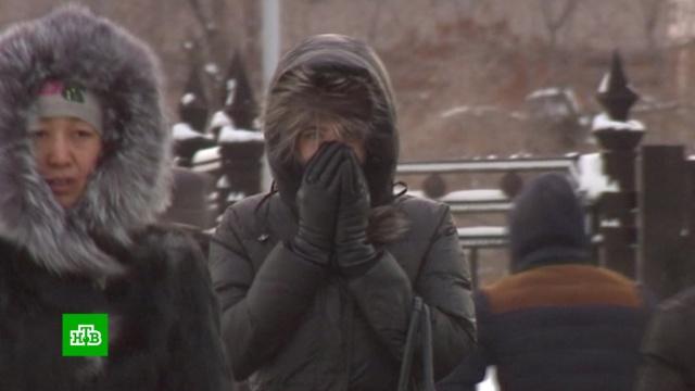 Мороз вМоскве: врачи, коммунальщики иблаготворители приведены вбоеготовность.зима, морозы, погода.НТВ.Ru: новости, видео, программы телеканала НТВ