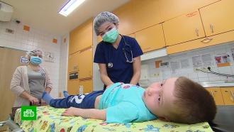 Шестилетнему Богдану нужны средства на пересадку костного мозга