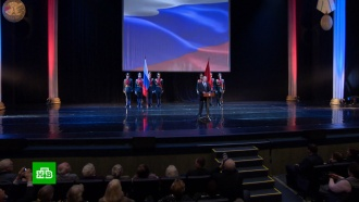 Путин поздравил петербуржцев с 75-летием снятия блокады Ленинграда