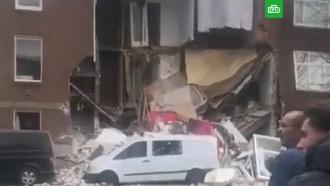 ВГааге произошел взрыв: обрушились три дома
