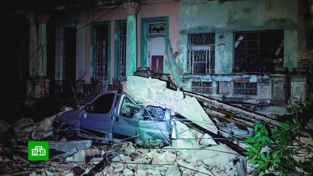 На Кубе торнадо убил 3 человек и покалечил больше 170.Куба, стихийные бедствия.НТВ.Ru: новости, видео, программы телеканала НТВ