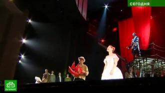 Петербургский ТЮЗ поставил мюзикл «Алые паруса» в сопровождении симфонического оркестра