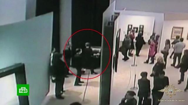 Из российских музеев украли картины на миллионы долларов.выставки и музеи, искусство, кражи и ограбления.НТВ.Ru: новости, видео, программы телеканала НТВ