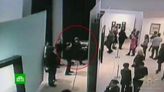 Из российских музеев украли картины на миллионы долларов