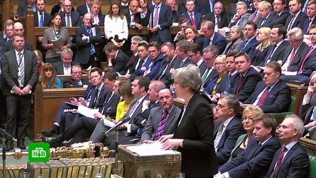 Мэй: принятие поправок к сделке о Brexit является основанием для переговоров с ЕС.Великобритания, Европейский союз, продукты, торговля.НТВ.Ru: новости, видео, программы телеканала НТВ