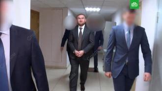 СК показал видео сзакованным внаручники сенатором Арашуковым