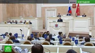 Питерские единороссы оставили своим секретарем Вячеслава Макарова