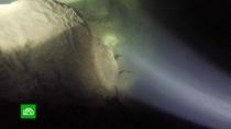 Дайверы вБашкирии исследуют одну из самых длинных пещер России