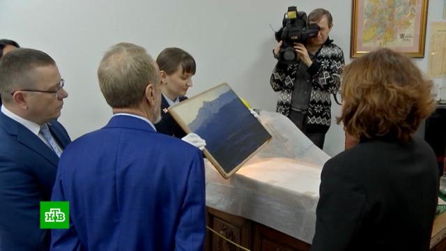 УТретьяковки выстроились очереди после возращения картины Куинджи.выставки и музеи, искусство, кражи и ограбления, скандалы.НТВ.Ru: новости, видео, программы телеканала НТВ