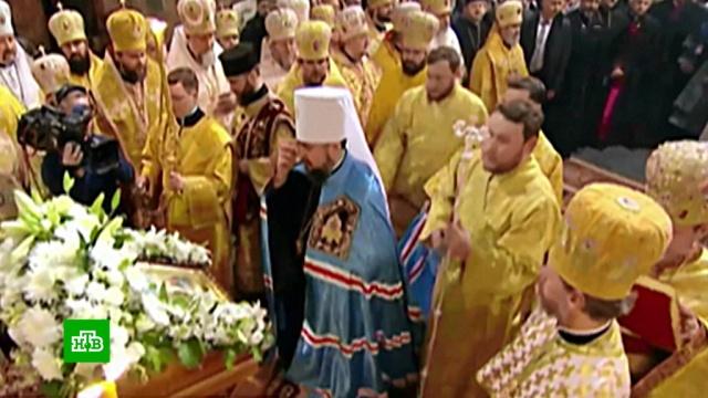 Патриарх Варфоломей не приехал в Киев на интронизацию Епифания.Украина, православие, религия.НТВ.Ru: новости, видео, программы телеканала НТВ