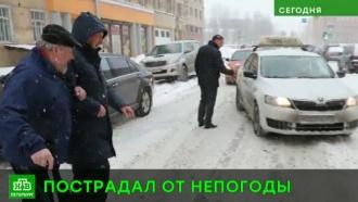 За снег и сосульки: врио губернатора Петербурга лишил должности купчинского главу