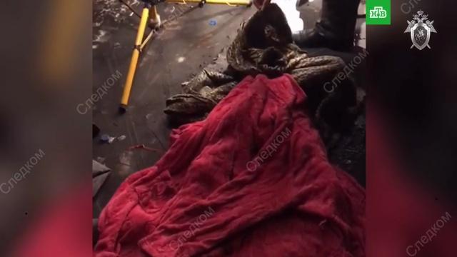 СК опубликовал видео из горевшего дома на Никитском бульваре.МЧС, Москва, знаменитости, пожары.НТВ.Ru: новости, видео, программы телеканала НТВ