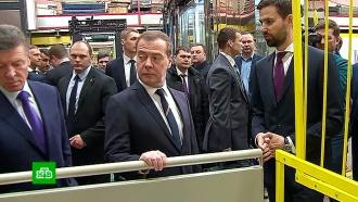 Медведев призвал поднять отечественное лифтостроение на новую высоту