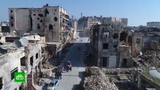 ВСирии готовят новые провокации схиморужием