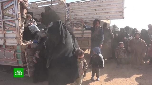 Россия призвала США отвести войска от лагеря беженцев «Рукбан» вСирии.США, Сирия, беженцы, гуманитарная помощь.НТВ.Ru: новости, видео, программы телеканала НТВ