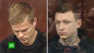 Мать Кокорина попросила отпустить его под залог в 10,4 млн рублей