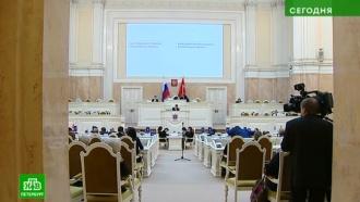 Парламент Северной столицы демократизирует закон о митингах