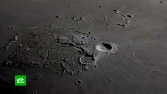 «Роскосмос» анонсировал высадку на Луну