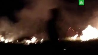 На Венесуэлу упал метеорит