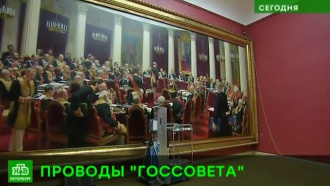 Репина намотали на вал: Русский музей готовится к масштабной выставке в Третьяковке